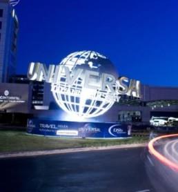 Decolite Lightweight Signage For Universal Studios 100 Year Aniversary