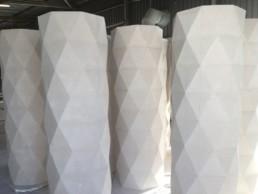 Column cladding