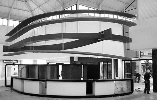 Decolite Floating Bulkhead Goldfields Mall